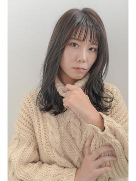 【merc.加岳井】とっておきのモテ髪お出かけヘア