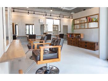 テラス 福島(Terrace)(大阪府大阪市福島区/美容室)
