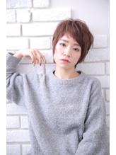 【F.】マニッシュショート ベリーショート.12