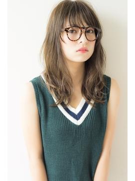 シースルーワンカールセミディ【toki・:・フジモトヒロユキ】