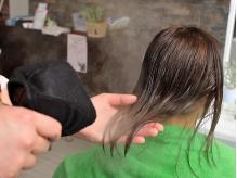 ≪安城市≫思い通りのスタイルをキープしながらダメージ補修。ゴワゴワ・パサパサする髪の悩みを美しさへ!