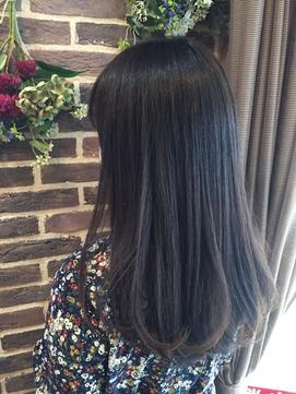 【hair&make  bis】大人可愛い透明感イルミナワンカール