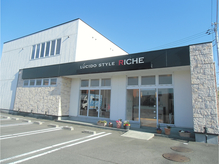 ルシードスタイルリーシェ(LUCIDO STYLE RICHE's)の店内画像
