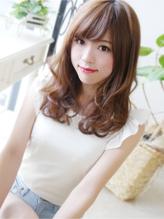 【ジュレベール 松田】 可愛いクールセミディ 編み込み.23