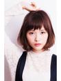 ☆甘カジュ・ボブ☆【Mallely by lico】03-5579-9233