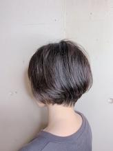 黒髪ショートスタイル◎.34