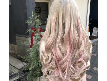 トリプルエイチ(HHH for hair)(鹿児島県鹿児島市)
