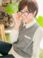*+COVER HAIR+*…丸みがポイント☆シンプルショートa