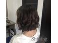 ヘアースペース シャイニング(HairSpace Shining)