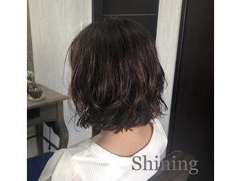 ヘアースペース シャイニング(HairSpace Shining)(滋賀県彦根市/美容室)