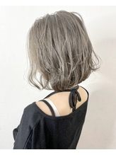 【SOURCE 】プラチナブロンド.24