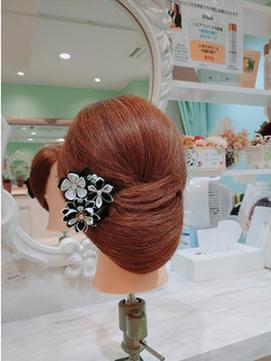 MAO 和髪