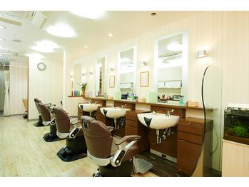 ヘアサロン パール(Hair Salon PEARL)(東京都渋谷区/美容室)