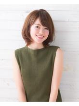 【GARDEN】小顔レイヤーボブにメルトカラー【KOMAKI】 ピュア.46