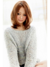 【Un ami】大人かわいい・小顔ミディアム  松井 幸裕 .49