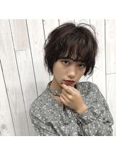 【中川俊樹】ふんわりウェーブ×ショートボブ.54