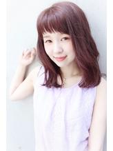 dee ラフかわパープルピンク モテ髪.34