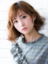【RAD銀座】ふんわりデジタルパーマ×外国人イルミナカラー風.24