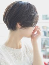 【butterfly常盤大地】2017 夏 秋 黒髪の前下がりショートボブ 2017,ショート.59