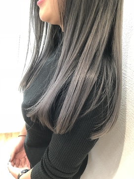 ケアカラーコースで光に愛される美髪へ…☆【CIEL川越】