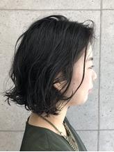 この春オススメ☆外ハネ無造作パーマスタイル♪ .35