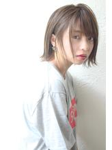 【Un ami】《増永剛大》2018/無造作/トレンド/切りっぱなしボブ.18