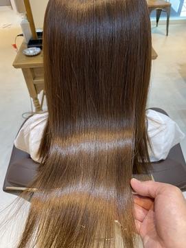 【Zina】前髪/くびれ/イヤリングカラー/イメチェン/20代30代40代