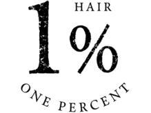 1%(ONE PERCENT)
