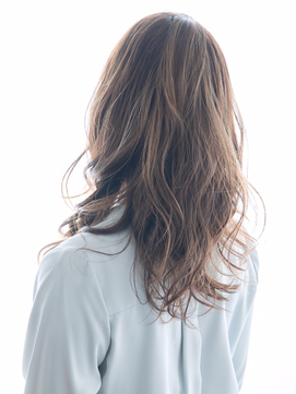 【暗くならない白髪染め】イルミナカラー×ナチュラルハイライト