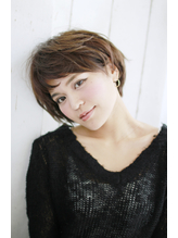 美髪デジタルパーマ/バレイヤージュノーブル/クラシカルロブ/944 Oggi.42
