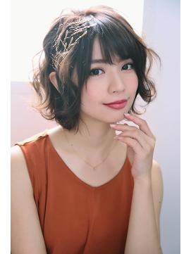 Bella菅野☆褒められ髪☆ゴールドピンのアレンジ 2