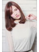 UNhair永井☆きっと似合う☆大人の愛されワンカールロブ♪ .28