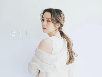 ニーイチイチ(211)(兵庫県神戸市中央区/美容室)