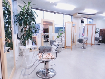 ヘアーメイク ハート(hair make HEART)(宮崎県宮崎市/美容室)