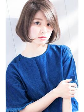 【ナチュラルボブ43】Nori Nakajima