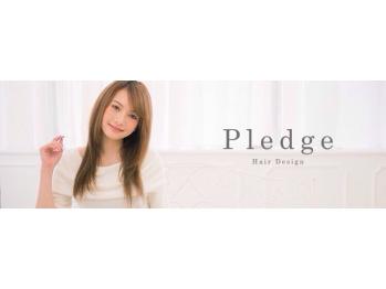 プレッジヘアーデザイン(Pledge hair design)