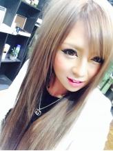 夏向けハイトーンストレートヘアー .55