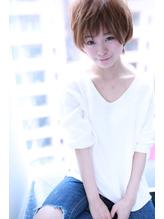 大人カワイイ小頭ウルフショート【Cloud zero】 小頭.59