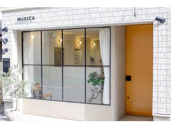 ムジカ(MuSICA)(大阪府大阪市福島区/美容室)