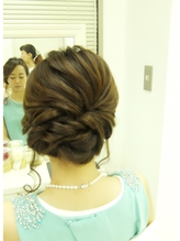 大人の艶束サイドまとめ 盛り髪.38