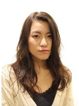 くせ毛風フェミニンロング☆.42