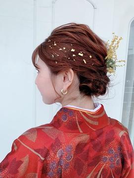 袴&振袖※卒業式&成人式スタイル54