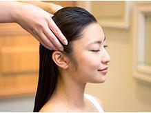 「頭皮と毛髪の正常化」を導くプログラム