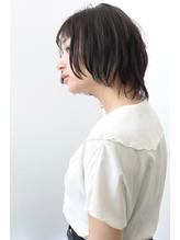 シースルーバングショートレイヤー【vicca萩原】.46