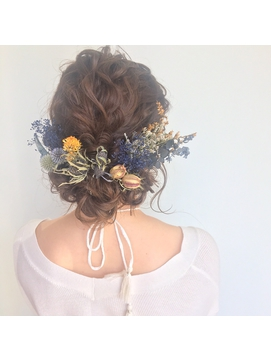 #ブライダルヘア 花嫁