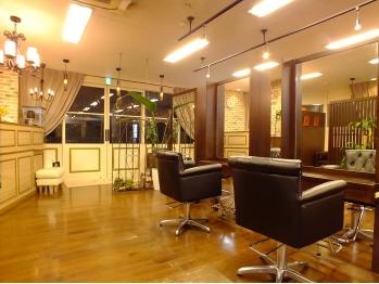 ヘア サルーン マイア 町田駅店(hair saloon maia)(東京都町田市/美容室)