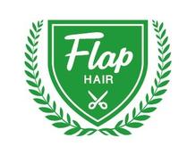 フラップヘアー(FLAP HAIR)