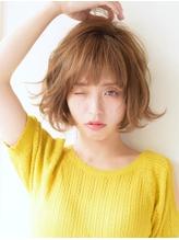 《Barretta/蒲田483》☆ハニーショート×くしゃふわショート☆ バレッタ.22