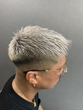 ゴリゴリ短髪