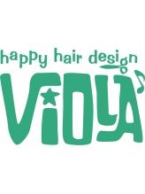 ハッピーヘアーデザイン ヴィオラ 東大阪店(happy hair design Viola)
